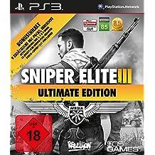 Sniper Elite 3 Ultimate Edition (PS3) DE-Version