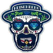 Pegatinas ,, Breaking Bad Mexican Skull 10cm,,,
