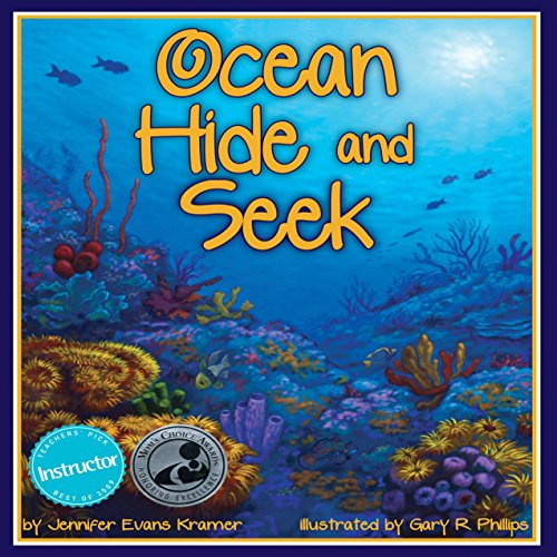 Ocean Hide and Seek  Audiolibri