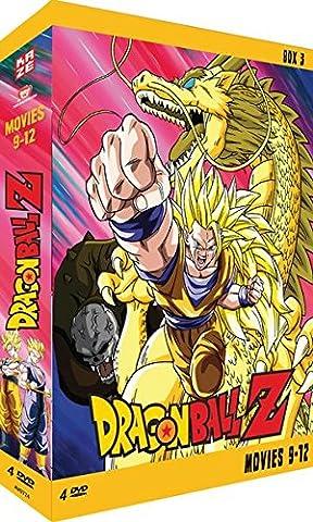 Dragon Ball Box - DVD Dragonball Z - Movies Box 3
