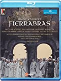 Schubert:Fierrabras [Michael Schade; Julia Kleiter; Benjamin Bernheim; Dorothea Röschmann; Wiener Philharmoniker] [C MAJOR ENTERTAINMENT: BLU RAY] [Blu-ray] [2015] [Region A & B]