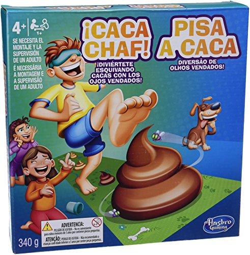 Hasbro Gaming - ¡ Caca Chaf! (E2489175)