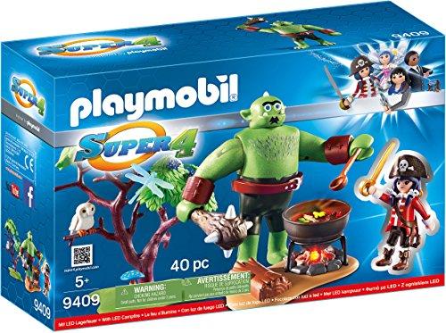 Playmobil Super 4-9409 Otro Ogro con Ruby