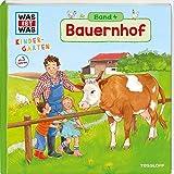 WAS IST WAS Kindergarten, Band 4. Bauernhof: Traktor, Korn und Hofladen - ein Tag bei Bauer Paul