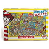 Paul Lamond Where's Wally Puzzle Wild West (1000 Pieces)