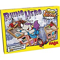 Haba 302808Rhino Hero–Super Battle
