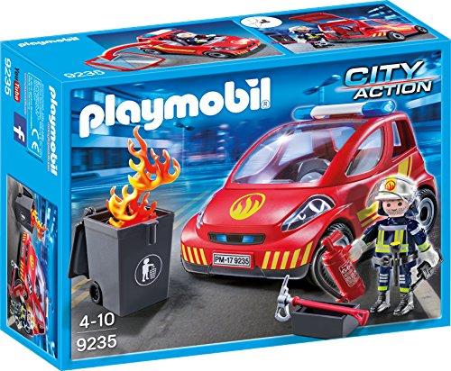 feuerwehr playmobil 5362 Playmobil 9235 - Feuerwehr-Einsatzfahrzeug