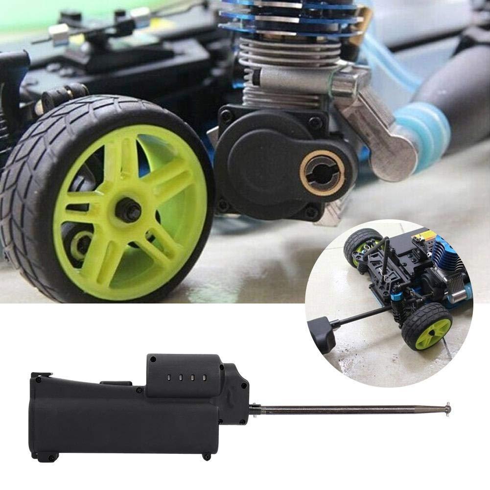 Dilwe RC Motor de Arranque 70111A Arrancador El/éctrico de Mano para HSP 540 Motor 1//10 RC Car Engine