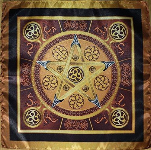 Tüchleindeckdich Wicca Erde Star - Magic Power der Erde Kleine Größe