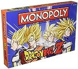 Dragon Ball Z Edition Monopoly Gioco da Tavolo