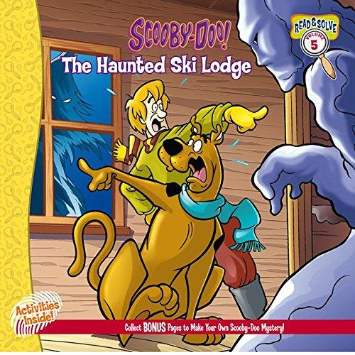 Scooby-Doo. The Haunted Ski Lodge (Scooby-Doo! Read & Solve)
