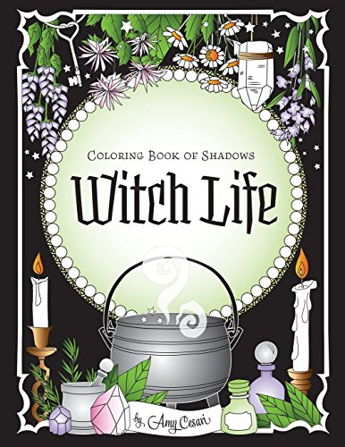 Read Coloring Book Of Shadows Witch Life Online By Amy Cesari Full Supports All Version Your Device Includes PDF EPub And Kindle