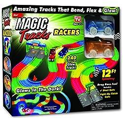 Magic Tracks Magtra-RAC - Juego de Corredores