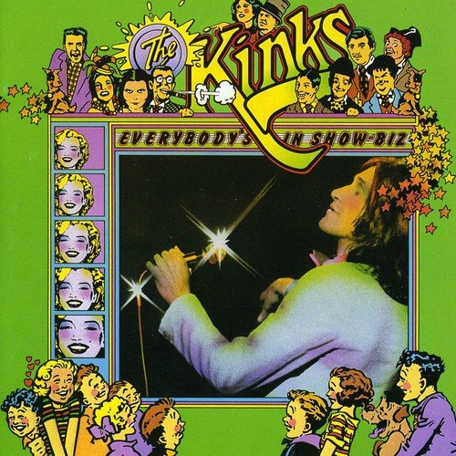 The Kinks: Everybody's in Show-Biz (Audio CD)