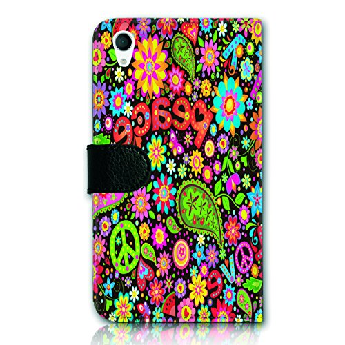 Wallet Book Style Flip Handy Tasche Case Schutz Hülle Schale Motiv Etui für Apple iPhone 6 / 6S - Flip UMH12 Design5 Design 4
