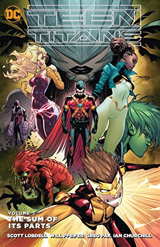 Teen Titans TP Vol 3 Cover Image
