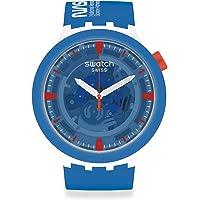 Montre Swatch Big Bold Ceramic SB03Z100 Jumpsuit Édition Spéciale NASA