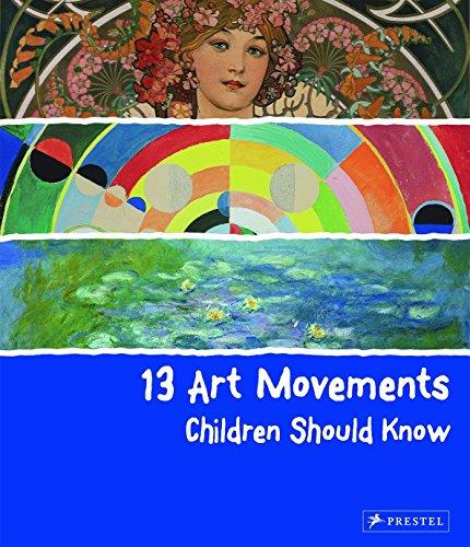 13 Art Movements Children Should Know di Brad Finger