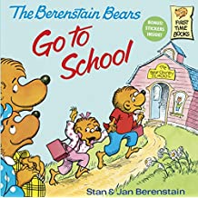 Berenstain Bears Go To School (Berenstain Bears First Time Books)