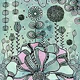 Telecharger Livres Wheatpaste Art Collective Cosmic Jardin Nirvana par Joan Coleman sur toile murale Art 24 par 61 cm (PDF,EPUB,MOBI) gratuits en Francaise