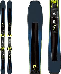 Salomon XDR 80 Ti All-Mountain Ski schwarz 169