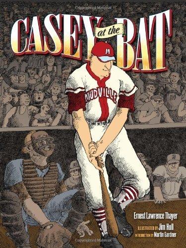 Casey at the Bat (Dover Children's Classics) by Thayer, Ernest L., Gardner, Martin (2012) Paperback