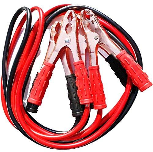 cable de démarrage batterie 500A housse rangement voiture auto