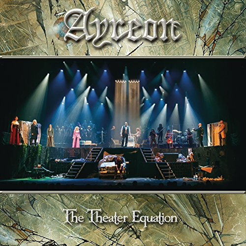 Ayreon - The Theater Equation [Blu-ray) (Show Me Love Blu Ray)