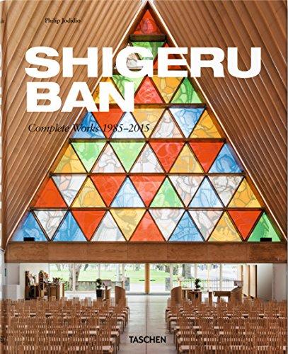 Shigeru Ban - Edición Bilingüe Actualizada por Philip Jodidio