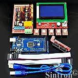 Sintron] 3D Printer Controller Kit RAMPS 1.4 + Mega 2560 R3 + 5pcs A4988 Stepper Motor Driver with...