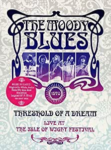 Threshold Of A Dream - Live At The Isle Of Wight 1970 [DVD] [2009] [NTSC]
