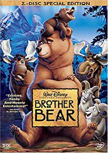 Brother Bear [DVD] [2003] [Region 1] [US Import] [NTSC]