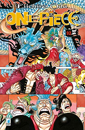 One piece: 92 (Young)