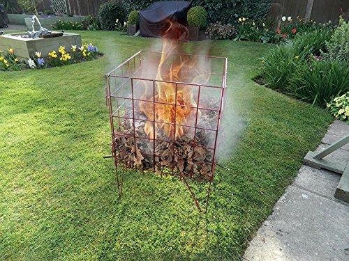 Newsbenessere.com 61LoUbPB9%2BL Facile da montare inceneritore da giardino giardinaggio
