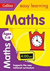 Maths Ages 7-9 (Collins Easy Learning KS2)