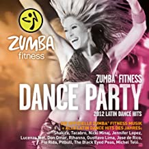 Zumba Fitness Dance Party 2012 – Die offizielle Zumba Fitness Musik