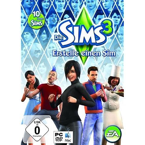 Electronic Arts Die Sims 3 - Juego (DEU, 8192 MB, 1536 MB, 2 GHz, 128 MB)