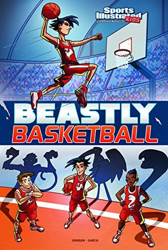 Beastly Basketball (Sports Illustrated Kids Graphic Novels) by Lauren Johnson (2014-07-01)