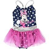 Cerdá - Bañador Niña Minnie Mouse con Tutu de 1 Pieza