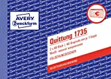 Avery Zweckform 1735 Quittung