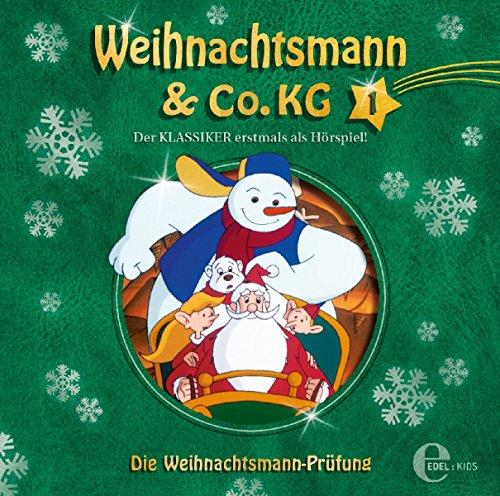 Die Weihnachtsmann-Prüfung (1) - Das Original-Hörspiel zur TV-Serie