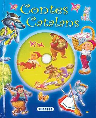 Contes Catalans (Blau) (Canta I Explica Amb Cd) por Equipo Susaeta