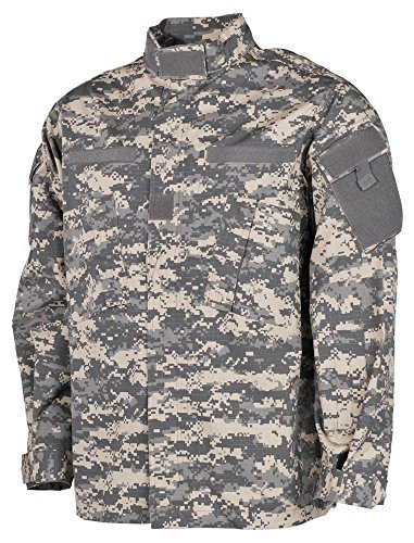 US Feldjacke, ACU, Rip Stop - M, AT-digital -