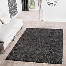 Shaggy Teppich Hochflor Langflor Teppiche Wohnzimmer Preishammer Versch Farben Grsse60x100 Cm
