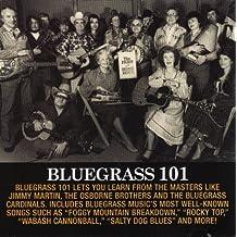 Bluegrass 101 by Wynn Osborne; Jimmy Martin; Ricky Skaggs; Benny Martin; Josh Graves; Seldom Scene; Mac Wiseman; Osborne Brothers; Jim & Jesse;Bluegrass Cardinals (2005-05-04)