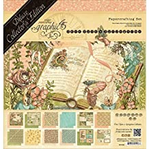 Graphic 45 Once Upon A Springtime-Deluxe Collectors Edition by Graphic 45