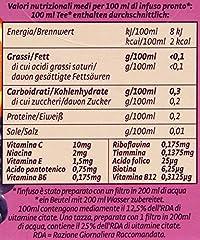 Idea Regalo - Pompadour - Infuso Mix Frutti Di Bosco, Aromatizzato Con Vitamine - 20 filtri - [confezione da 3]