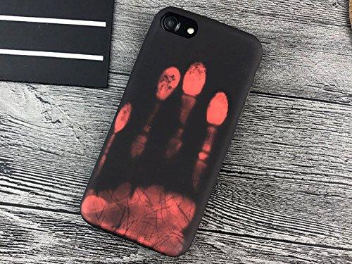 Vandot Luxe Case iPhone 6S Plus Coque arrière en Silicone TPU Cover Transparent avec Bling Diamant Bumper Frame pour iPhone 6 Plus Ultra Fines Paillettes Strass Premium Mat Étui Cristal Case Glitter C Décoloration-Brun