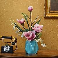 SDN2-Decorazioni di fiori di lusso di europeo-stile tavolo da pranzo,Rosa