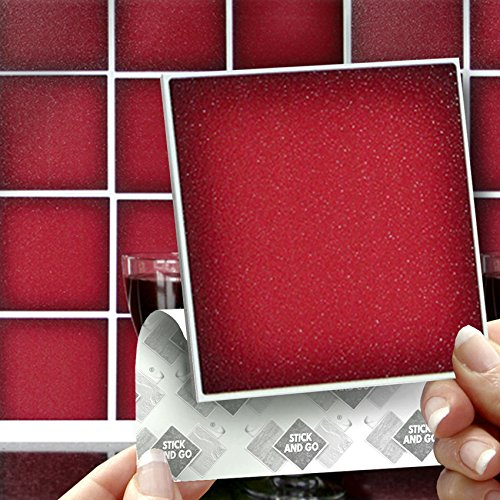 carmine-red-effect-wall-tiles-box-of-18-tiles-stick-and-go-wall-tiles-4x-4-10cm-x-10cm-each-box-of-t